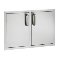 Brand: Fire Magic, Model: 53930S, Style: 29 Inch Flush Mounted Double Access Doors