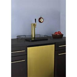 Brand: SUMMIT, Model: SBC490BIBF, Color: Brass