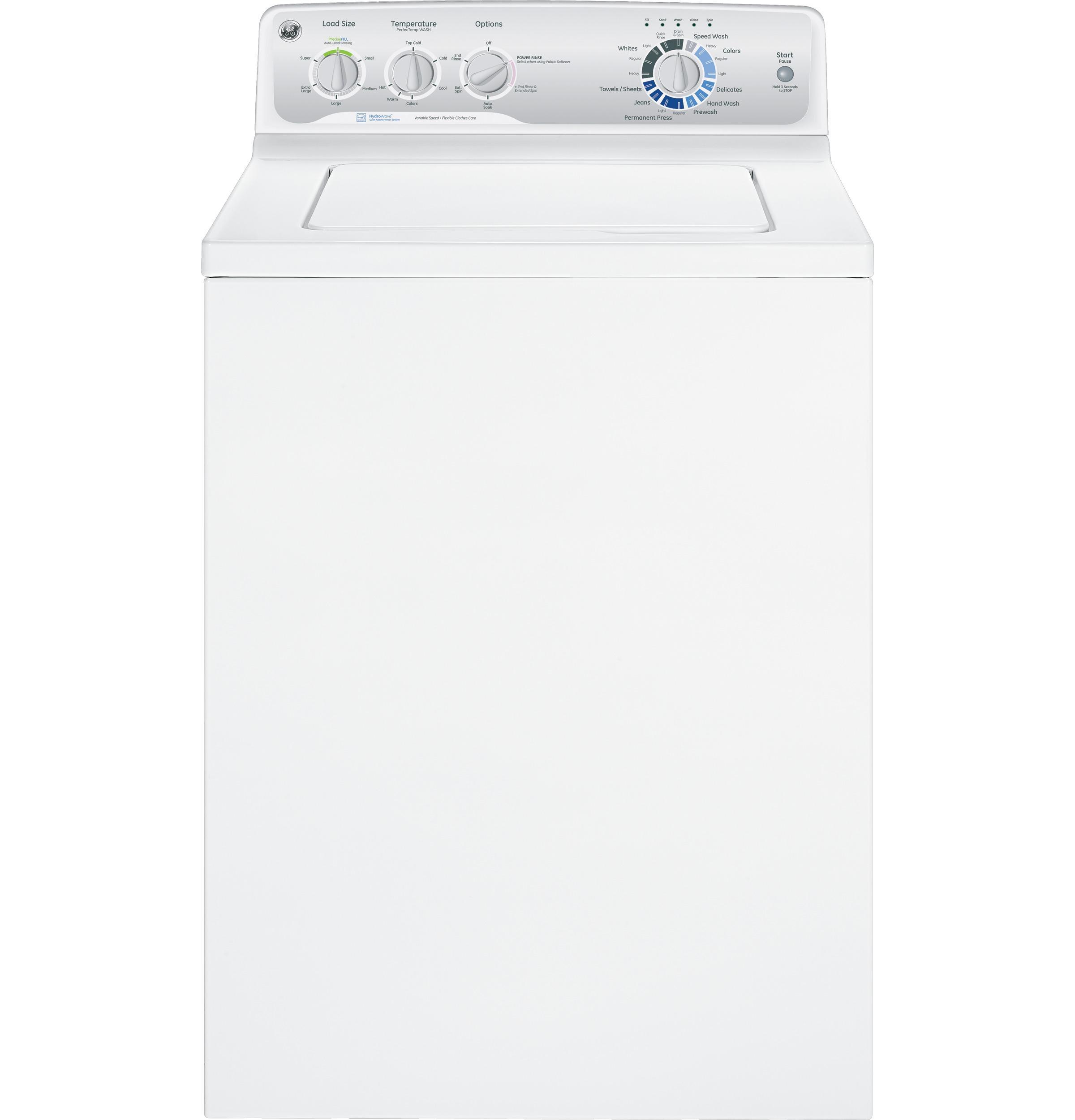 Gtwn4250dws General Electric Gtwn4250dws Top Load Washers
