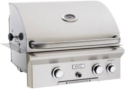 Brand: American Outdoor Grill, Model: 24NB, Style: Includes Warming Rack and Backburner