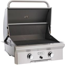 Brand: American Outdoor Grill, Model: 24NB, Style: Without Warming Rack and Backburner