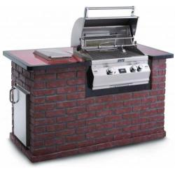 Brand: Fire Magic, Model: DC430BB, Style: Brick Base Grill