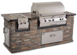 Brand: Fire Magic, Model: DC790BS, Style: Grill Island