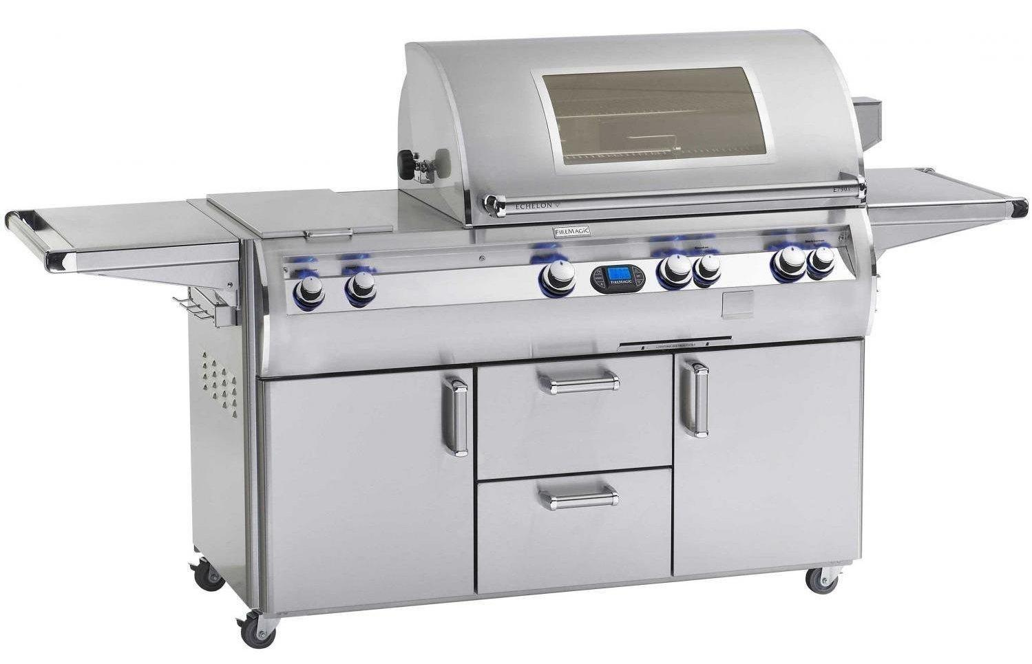 E660s4e171w fire magic e660s4e171w echelon collection for Coyote outdoor grill reviews