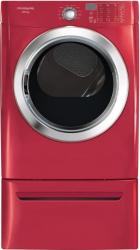 Brand: Frigidaire, Model: FASG7073NW, Color: Classic Red