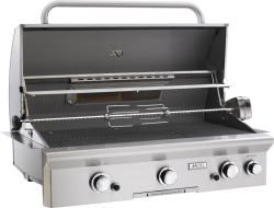 Brand: American Outdoor Grill, Model: 36NB01SP, Style: Includes Warming Rack and Backburner