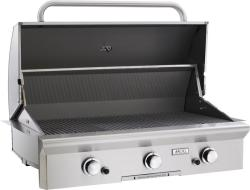 Brand: American Outdoor Grill, Model: 36NB01SP, Style: Without Warming Rack and Backburner