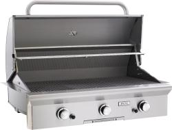 Brand: American Outdoor Grill, Model: 36NB01SP, Style: Without Backburner