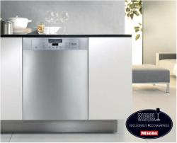 Brand: MIELE, Model: G5105WH, Color: Clean Touch Steel