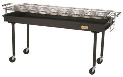 Brand: Crown Verity, Model: CVBM60, Style: Charcoal Grill