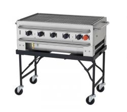 Brand: Crown Verity, Model: CVPCB36, Style: Portable Stacking Grill