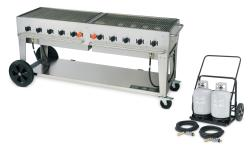 Brand: Crown Verity, Model: CVMCC72, Style: Outdoor Charbroiler Complete Set