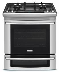 Brand: Electrolux, Model: EI30DS55LW, Color: Stainless Steel