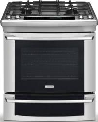 Brand: Electrolux, Model: EI30GS55LW, Color: Stainless Steel