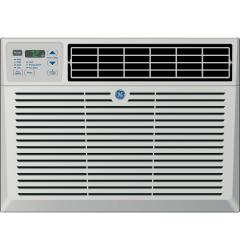 Brand: GE, Model: AEQ12DQ, Style: 230/208 Volt Electronic Room Air Conditioner