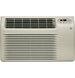 Brand: GE, Model: AJEQ09DCE, Style: 9,500 BTU Through-the-Wall Room Air Conditioner