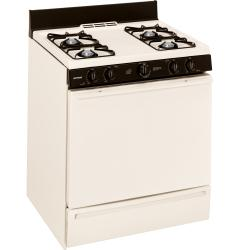 Brand: HOTPOINT, Model: RGB518PCDWH, Color: Bisque