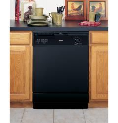 Brand: HOTPOINT, Model: HDA3600DBB, Color: Black