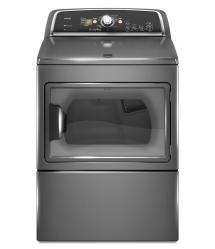Brand: MAYTAG, Model: MEDX700AG, Style: 7.4 Cu. Ft. Granite Dryer