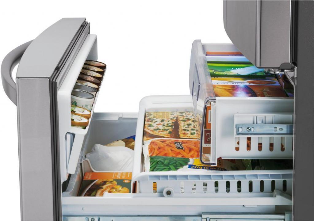 Lfx31945st Lg Lfx31945st Bottom Freezer Refrigerators