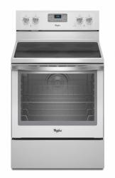Brand: Whirlpool, Model: WFE540H0AW, Color: White with Silver Handle