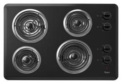 Brand: Whirlpool, Model: WCC31430AW, Color: Black