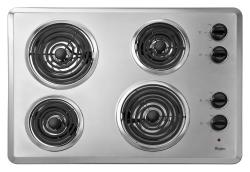 Brand: Whirlpool, Model: WCC31430AW, Color: Stainless Steel