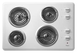 Brand: Whirlpool, Model: WCC31430AW, Color: White