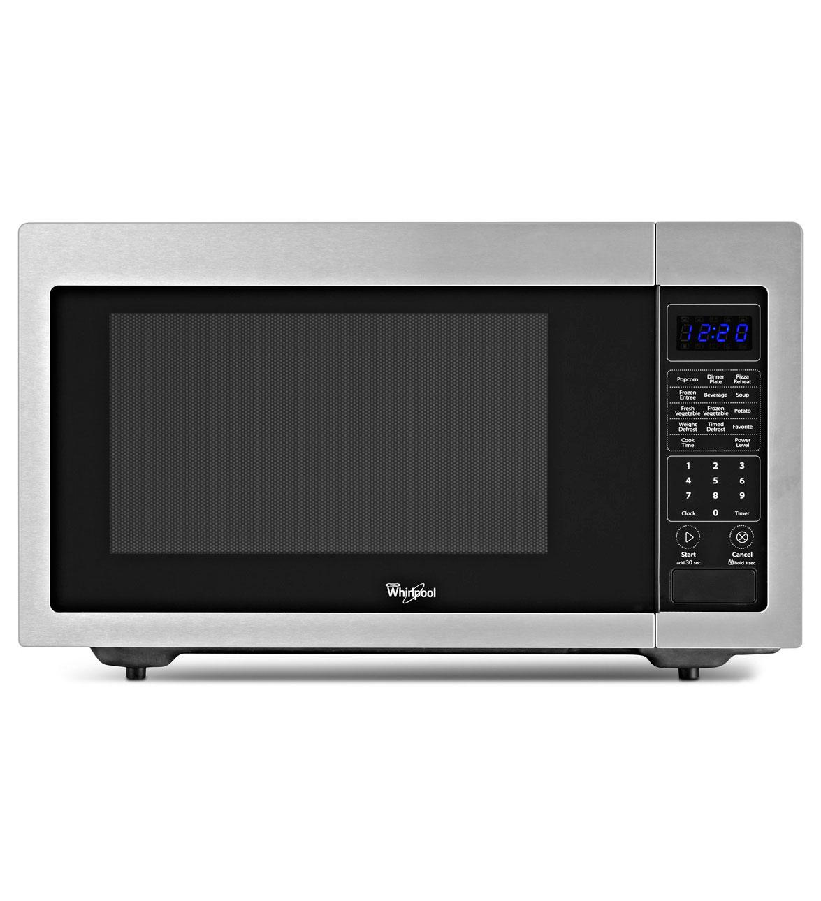Brand: Whirlpool, Model: WMC30516AS, Color: Stainless Steel