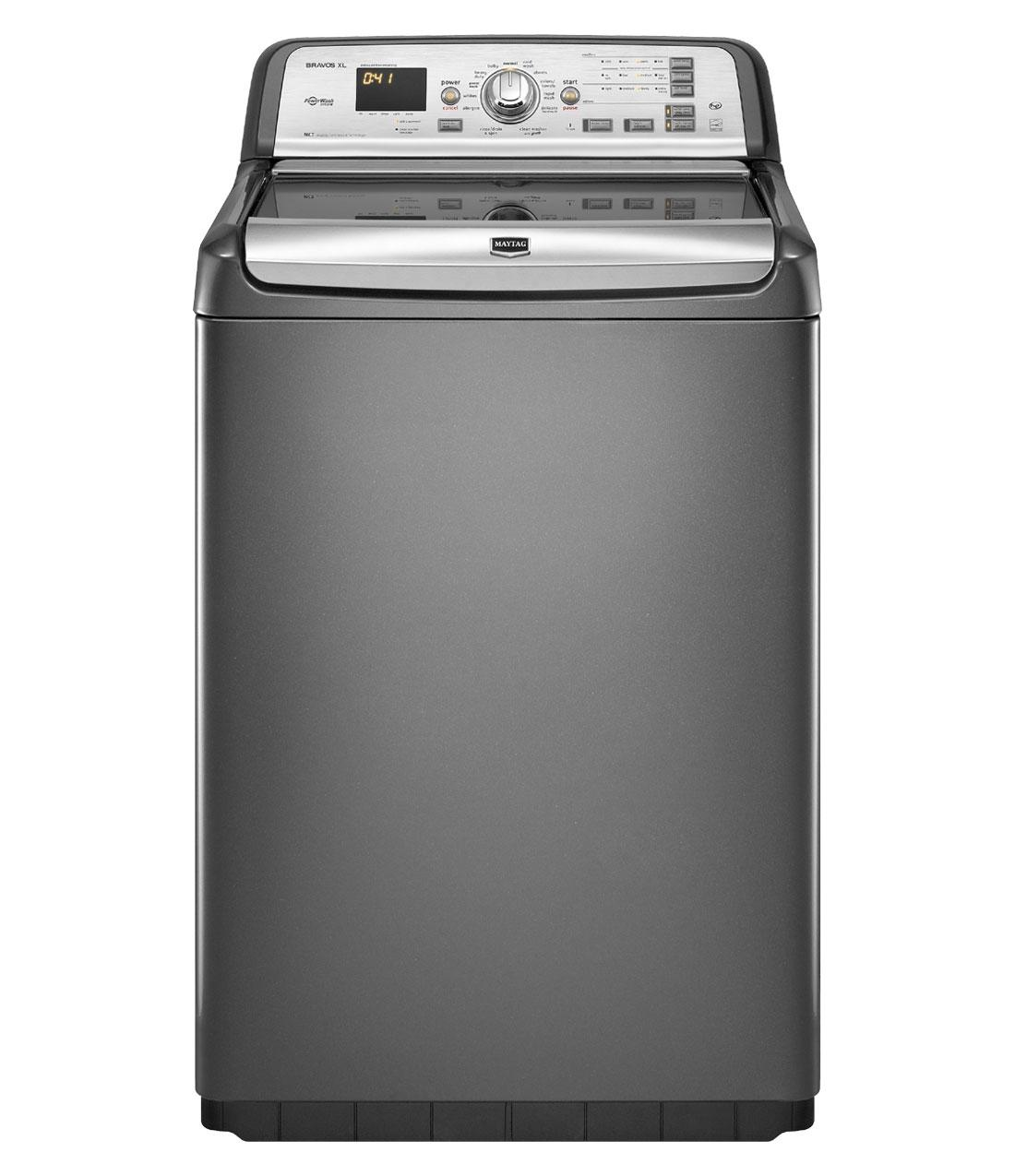 Maytag Mvwb850yw 28 Quot Top Load Washer With 4 6 Cu Ft