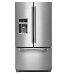 Brand: MAYTAG, Model: MFT2672AEW, Color: Monochromatic Stainless Steel