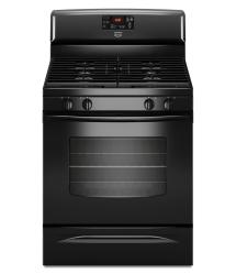 Brand: MAYTAG, Model: MGR7685AB, Color: Black