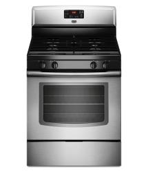 Brand: Maytag, Model: MGR7685AW, Color: Stainless Steel