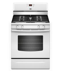 Brand: MAYTAG, Model: MGR7685AB, Color: White