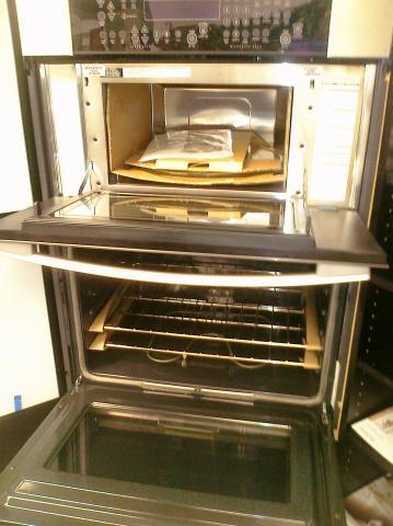 Rmc305pvt Whirlpool Rmc305pvt Double Wall Ovens Bisque