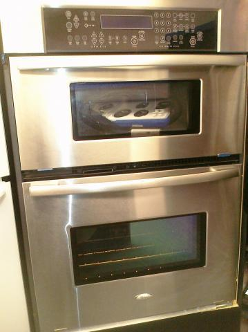 Whirlpool Rmc305pvs 30 Quot Built In Microwave Combination