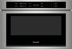 Brand: THERMADOR, Model: MD24JS, Style: 24 Inch Built-in Microwave Drawer