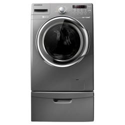 Brand: SAMSUNG, Model: WF350ANW, Color: Stainless Platinum