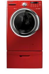 Brand: SAMSUNG, Model: WF350ANW, Color: Tango Red