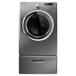 Brand: SAMSUNG, Model: DV350AEW, Color: Stainless Platinum