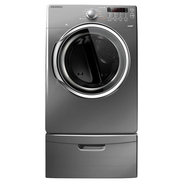 Samsunf Platinum: Gas Dryers Stainless Platinum