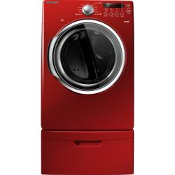 Brand: SAMSUNG, Model: DV350AG, Color: Tango Red