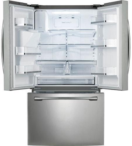 Rf263beae Samsung Rf263beae Bottom Freezer Refrigerators