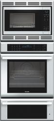 Brand: THERMADOR, Model: MEDMCW71JS, Style: 27 Inch Triple Combination Wall Oven