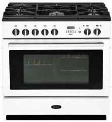 Brand: AGA, Model: APRO36DFBN, Color: White