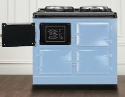 Brand: AGA, Model: ATCEEV3OS40DBL, Color: Duck Egg Blue