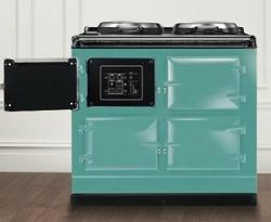 Brand: AGA, Model: ATCEEV3OS40DBL, Color: Pistachio