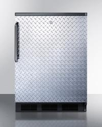 Brand: SUMMIT, Model: FF7LBLDPL, Style: Commercial counter height all-refrigerator