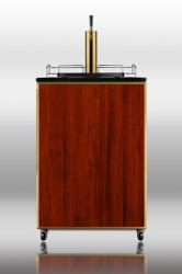 Brand: SUMMIT, Model: SBC4907BF, Style: Commercially approved freestanding beer dispenser
