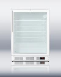 Brand: SUMMIT, Model: SCR600LHVPUB, Color: White